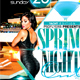 Spring Night Out - GraphicRiver Item for Sale