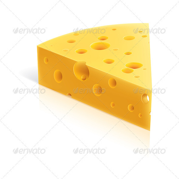 Cheese - Food Objects