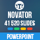 Novator Powerpoint Presentation Template - GraphicRiver Item for Sale