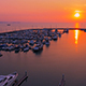Aerial Drone Shot of the Marina 02 - VideoHive Item for Sale