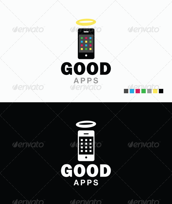 Good Apps - Logo Template - Objects Logo Templates