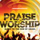 Praise And Worship V.2 - Church Flyer - GraphicRiver Item for Sale