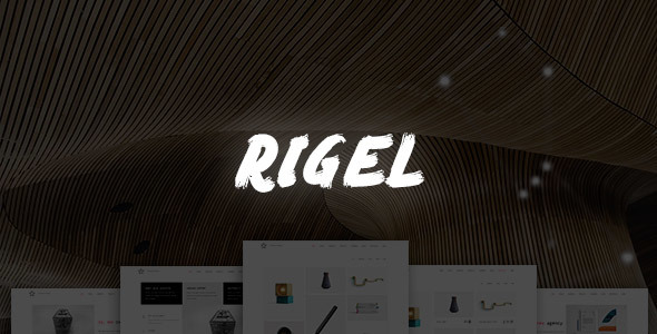 Rigel - Ultimate Agency & Portfolio Theme - Portfolio Creative