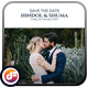 Wedding Invitation Email Template - GraphicRiver Item for Sale