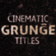 Download Grunge Titles from VideHive