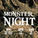 Monster Night Flyer