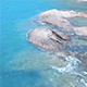 Aerial Sea and Rocks 10 - VideoHive Item for Sale