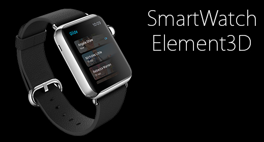 Element3D Smartwatch