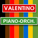 Romantic and Inspiring Piano and Orchestra - AudioJungle Item for Sale
