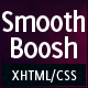 SmoothBoosh - HTML/CSS Business & Portfolio Theme - ThemeForest Item for Sale