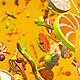Orange Candy Background - VideoHive Item for Sale