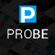 Probe - Responsive Multi-Purpose Drupal 7 & 8 Theme - ThemeForest Item for Sale