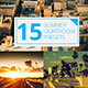 15 Summer Lightroom Presets - GraphicRiver Item for Sale