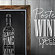 Set Wine Posters - GraphicRiver Item for Sale