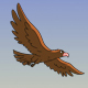 Flying Eagle - VideoHive Item for Sale