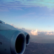 Clouds View From Airplane Window - VideoHive Item for Sale