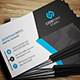 Corporat Business Card - GraphicRiver Item for Sale