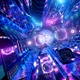 Sci Fi Light Tunnel - VideoHive Item for Sale