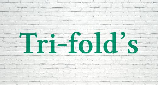 Tri-fold's