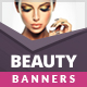 Beauty & Fashion Banner Ad Templates - HTML5 / CSS - CodeCanyon Item for Sale