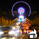 Paris Ferry Wheels, Champs Elysees - VideoHive Item for Sale