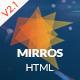 MIRROS - Multipurpose Responsive HTML Template