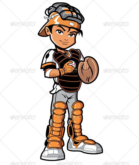 Baseball Player - Sports/Activity Conceptual