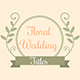 Floral Wedding Titles - VideoHive Item for Sale