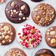 Luxury Handmade Chocolate Mediants, Cookies, Bites, Candies. - PhotoDune Item for Sale