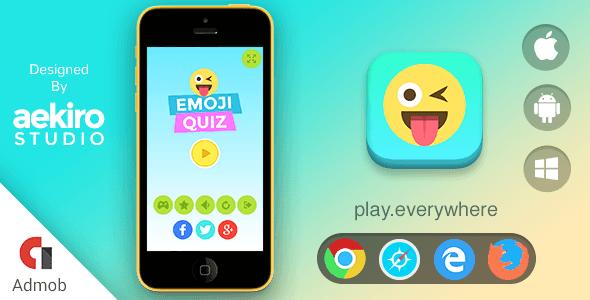 Emoji Quiz - CodeCanyon Item for Sale