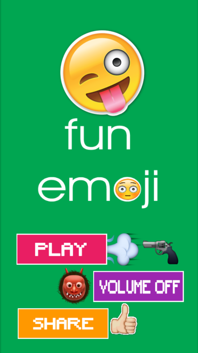 fUn emoji- Only Buildbox Game Template