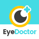 EyeDoctor - Eye specialists, Optometrists, Orthoptists PSD Template Nulled