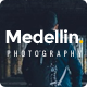 Medellin - Clean Photography WP Theme with Ajax - ThemeForest Item for Sale