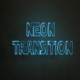 Neon Transition - VideoHive Item for Sale