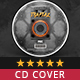 Full Traptaz CD Cover Album Artwork - GraphicRiver Item for Sale