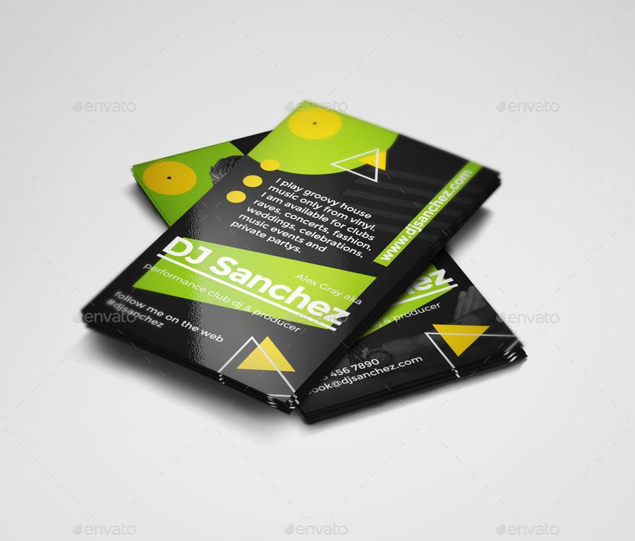Prodj dj producer business card psd template by vinyljunkie 01previewg colourmoves