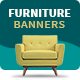 Furniture Home Decor Banner Ads - HTML5 GWD - CodeCanyon Item for Sale