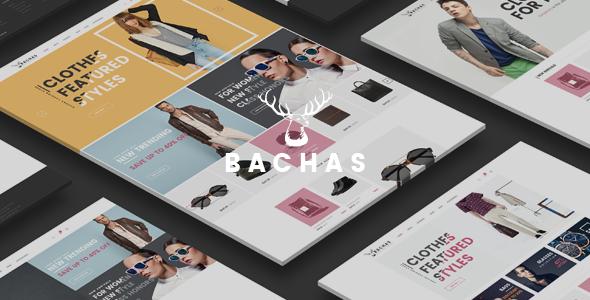 Bachas – Multipurpose Responsive Opencart Theme
