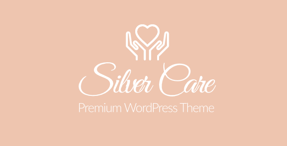 Silver Care – Elderly Care WordPress Theme