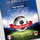 Football Soccer A4 Flyer - GraphicRiver Item for Sale