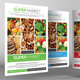 Grocery Store Promotion Flyer - GraphicRiver Item for Sale