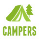 Campers - Camp Ground, Carvan & Adventure Site Template Nulled