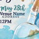 Island Watercolor Invitation - GraphicRiver Item for Sale