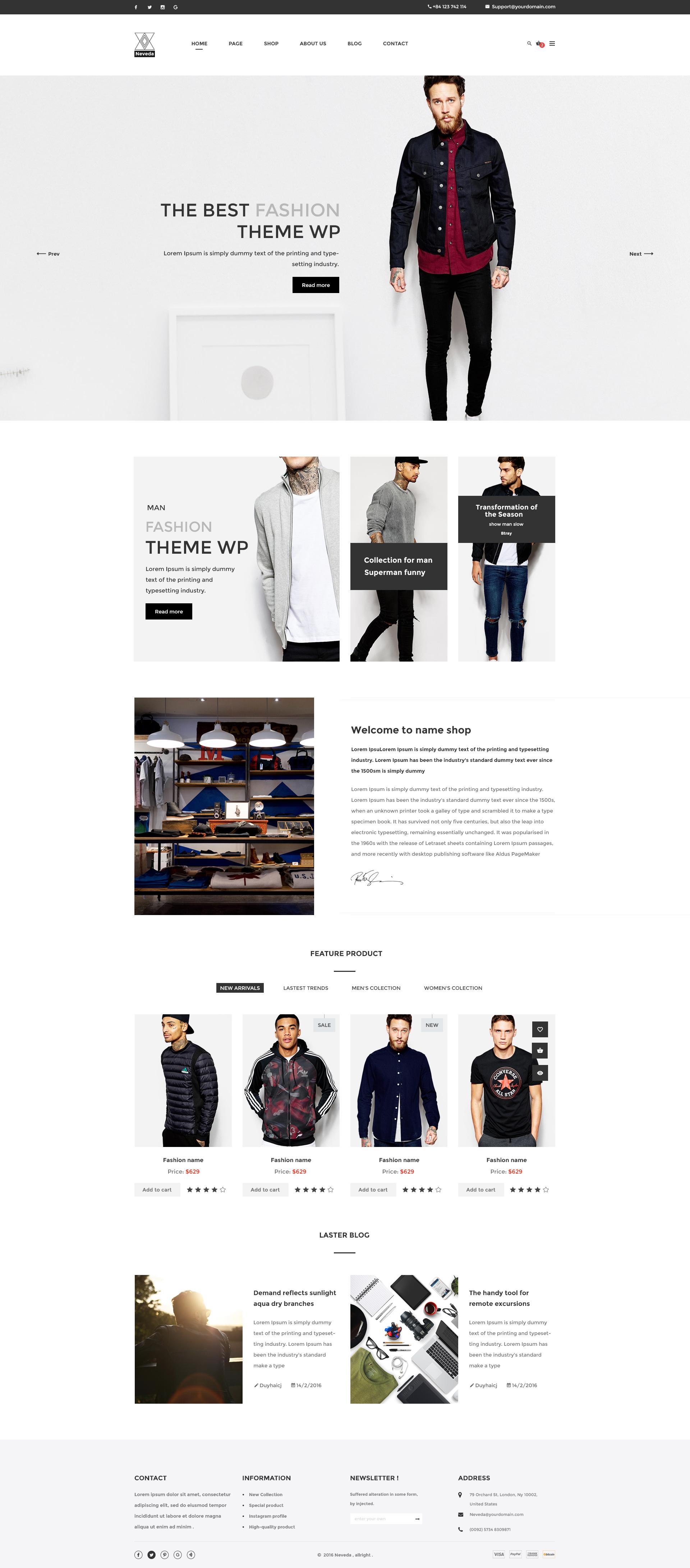 Online fashion webshop met de leukste kleding! Op teraisompcz8d.ga shop je jouw ultieme fashion & mode items. Voor uur besteld, morgen in huis!