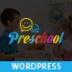 Preschool - Nurseries Kindergarten and School WordPress Theme