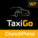 TaxiGo - Taxi Company & Cab Service WordPress Theme Nulled