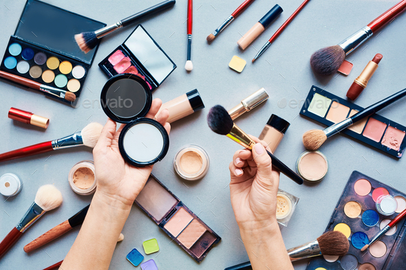 Getting ready for the evening - Stock Photo - Images