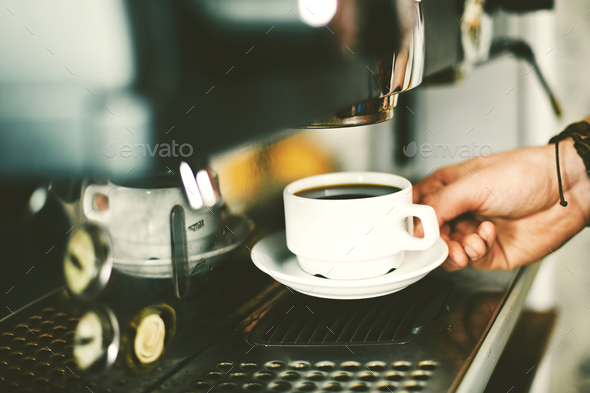 One more cup - Stock Photo - Images