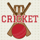 Cricket Badges & Design Elements - GraphicRiver Item for Sale
