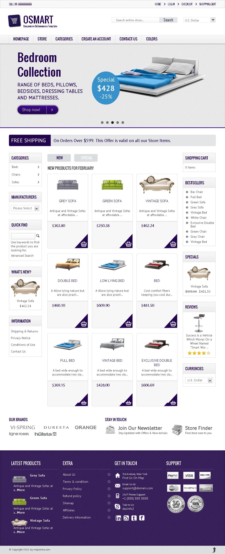 download free osmart responsive oscommerce template zip torrent
